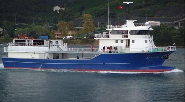 AKERKO Deniz Kazası İnceleme Raporu yayımlanmıştır.