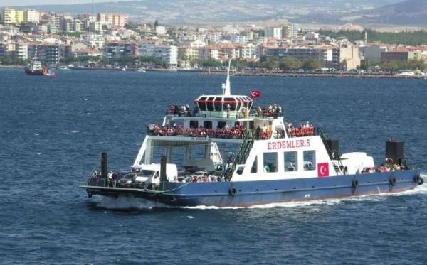 ERDEMLER-5 isimli Feribotun Deniz Kazası İnceleme Raporu yayınlanmıştır.