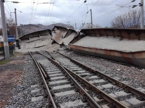 Manevra dizisi deray kazasına ilişkin Kaza İnceleme Raporu yayımlanmıştır
