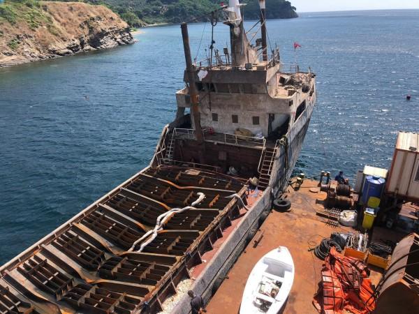 YUSUF CELAL İsimli Geminin Deniz Kazası İnceleme Raporu Yayınlanmıştır.